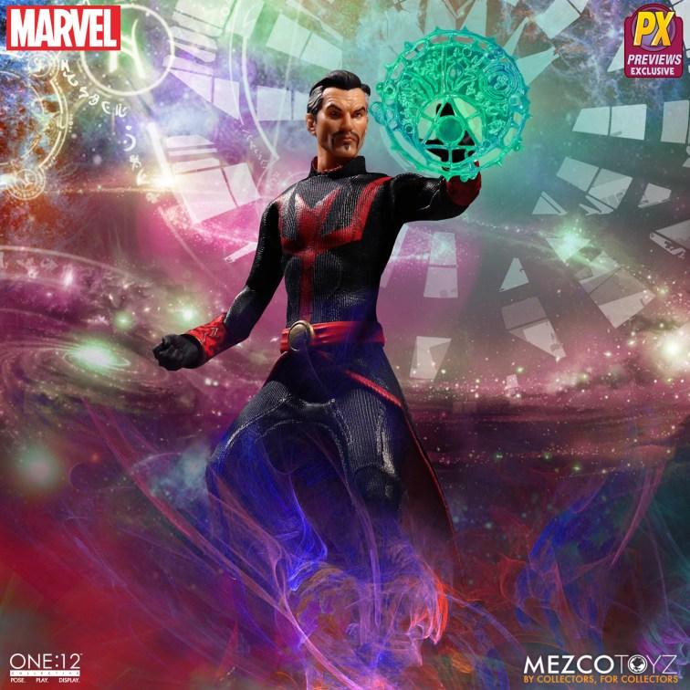 Mezco Defenders Doctor Strange 03
