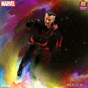 Mezco Defenders Doctor Strange 07