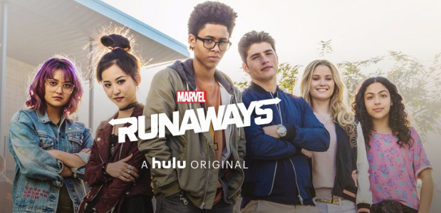 Marvel's Runaways – Hulu reveals new posters for the upcoming superhero show!