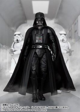SHF Vader 01