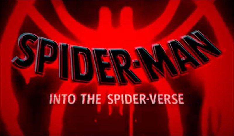Spider-Man Into The Spider-Verse Stream