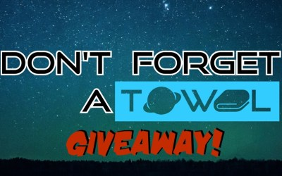 DFAT Giveaway: The Comet TV Craft Exclusive Swag Pack!