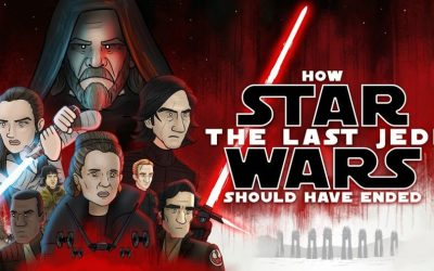 How it Should have Ended redeems Star Wars The Last Jedi