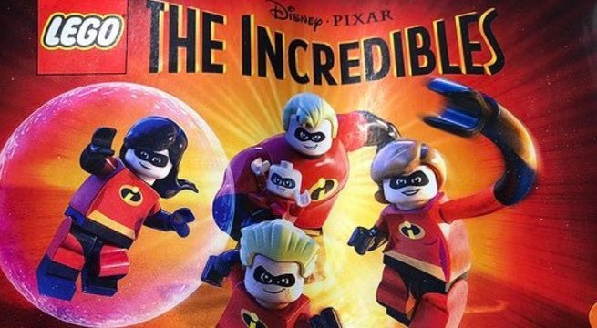 Lego The Incredibles hitting consoles this June!