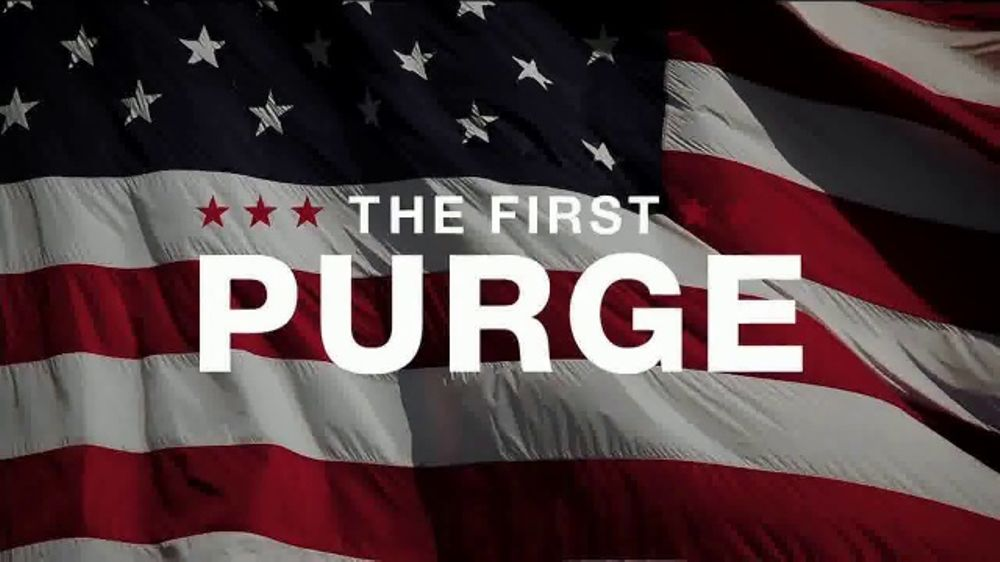 Learn how The First Purge happened this July!