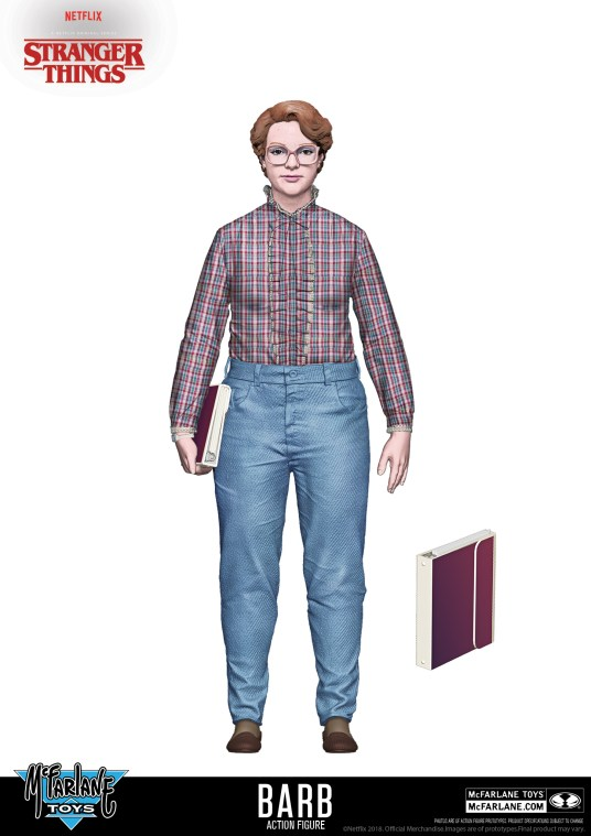 McFarlane Stranger Things Barb