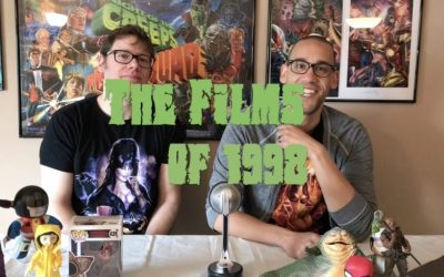 Gourmet Scum Radio presents The Films of 1998