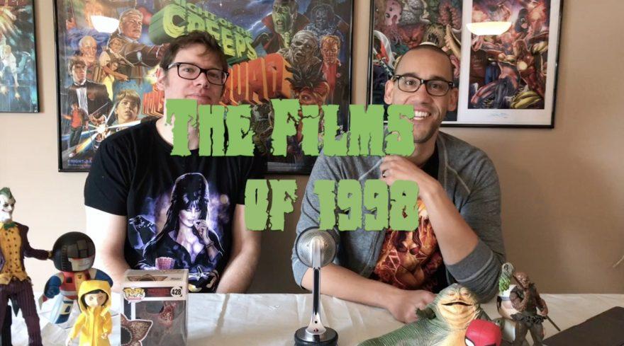 Gourmet Scum Radio presents The Films of 1998