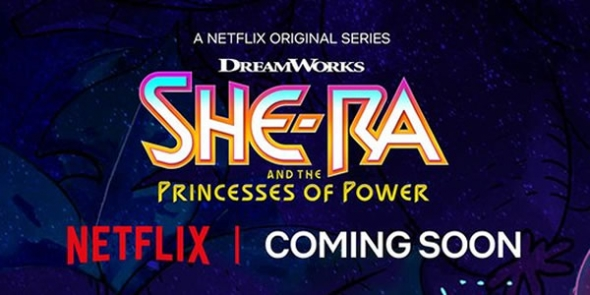 She-Ra and The Princesses of Power – Netflix shows off cast and new poster!