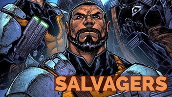 Crowd$ourcery: SALVAGERS: Havoc of Blackbane – Part 1