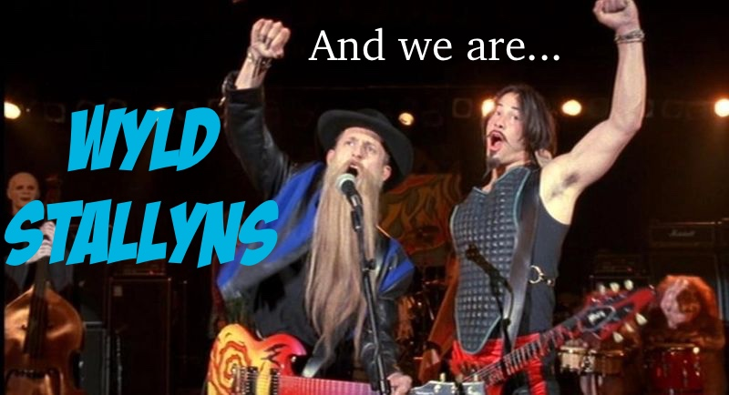 Towelite Talk presents And We Are Wyld Stallyns!