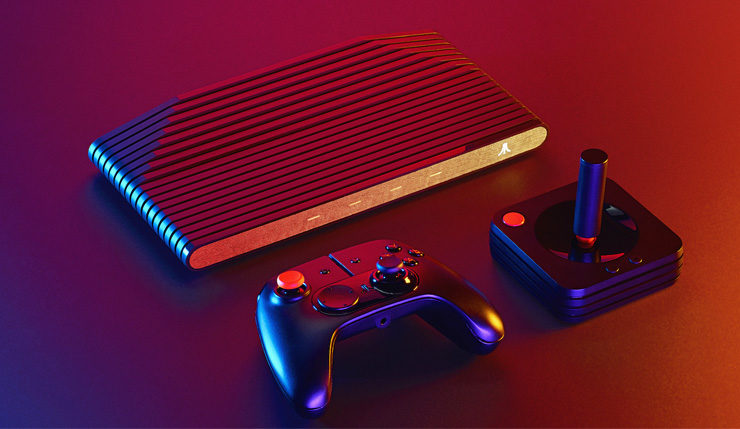 New Atari VCS™ Tribute Edition Announced