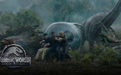 DFAT Reviews: Jurassic World: Fallen Kingdom