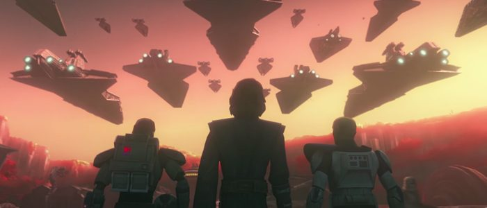 Star Wars The Clone Wars returns for ONE MORE SEASON!!!
