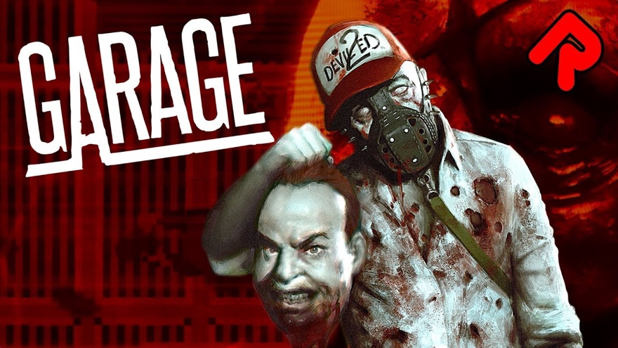 Bloody shooter Garage: Bad Trip is out now on Steam!