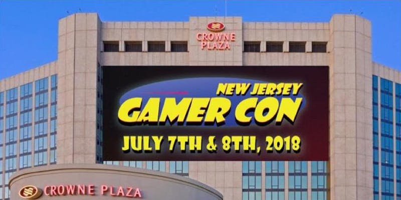 New Jersey's Fastest Growing Gaming Convention to Hold its 6th Event July 7th & 8th