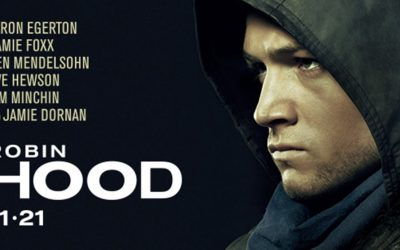 First trailer for Robin Hood movie staring Taron Egerton and Jamie Foxx