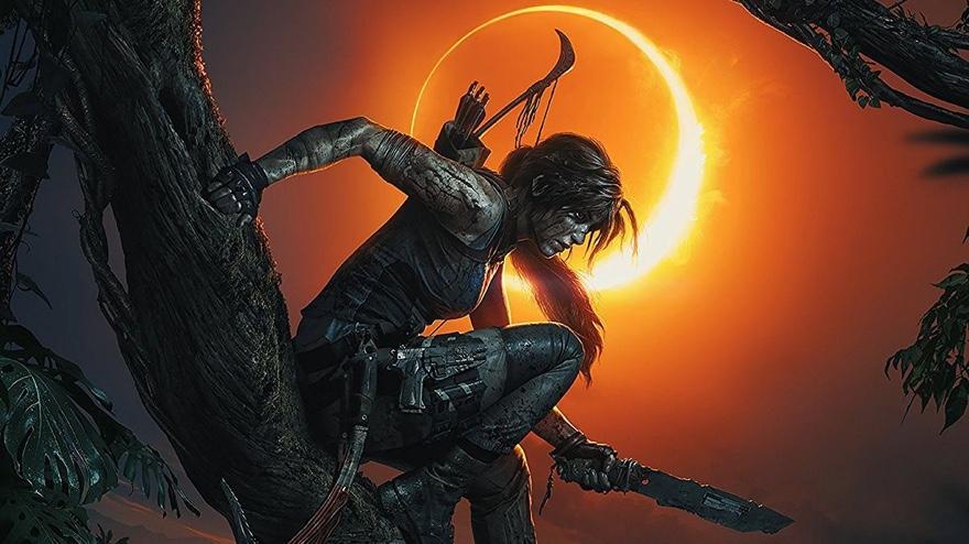 Shadow of the Tomb Raider walkthrough footage is beautiful!