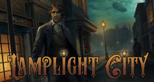 From the Makers of 'Unseen Incidents' comes the point-and-click mystery, 'Lamplight City'