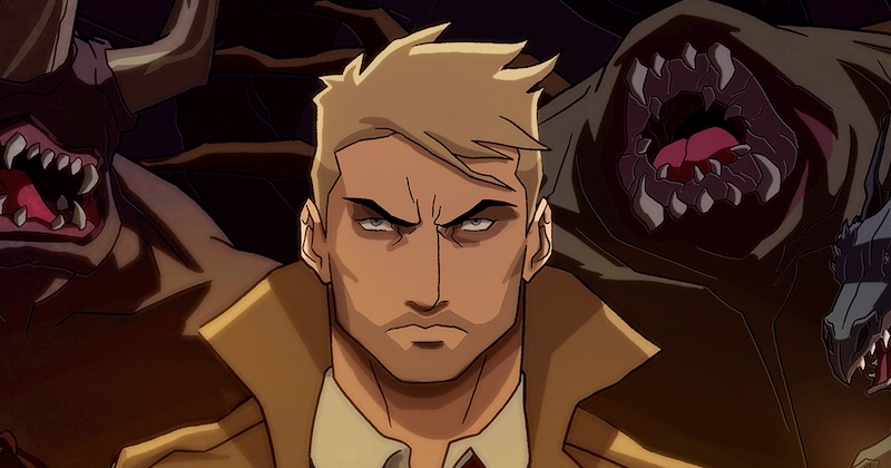 Constantine: City of Demons gets a Blu-ray release this Fall!