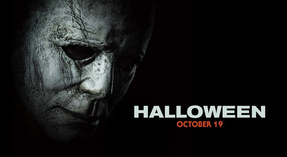Face your fear! The new Halloween trailer is here!!