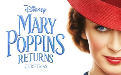 First trailer for Mary Poppins Returns released!