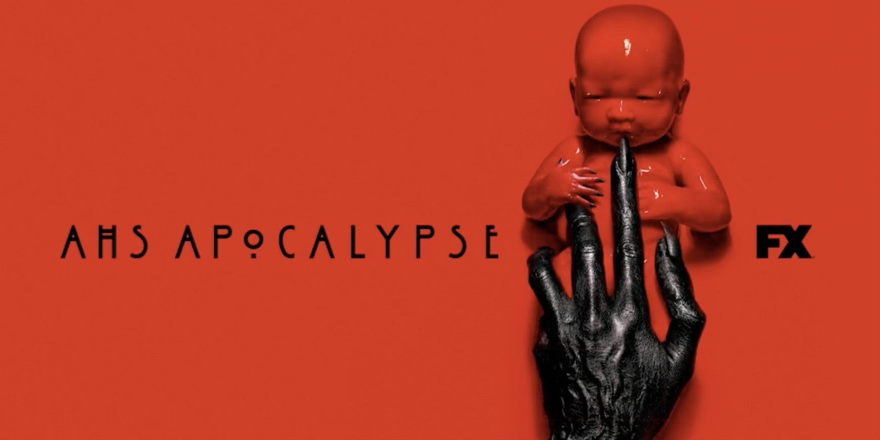 American Horror Story Apocalypse trailer brings Hell on Earth!