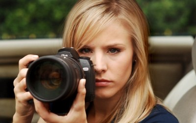 Grab your taser and check out the teaser for the Veronica Mars Hulu Revival