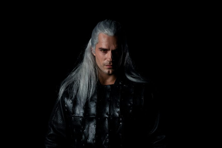 First look at Henry Cavill from The Witcher Netflix Series