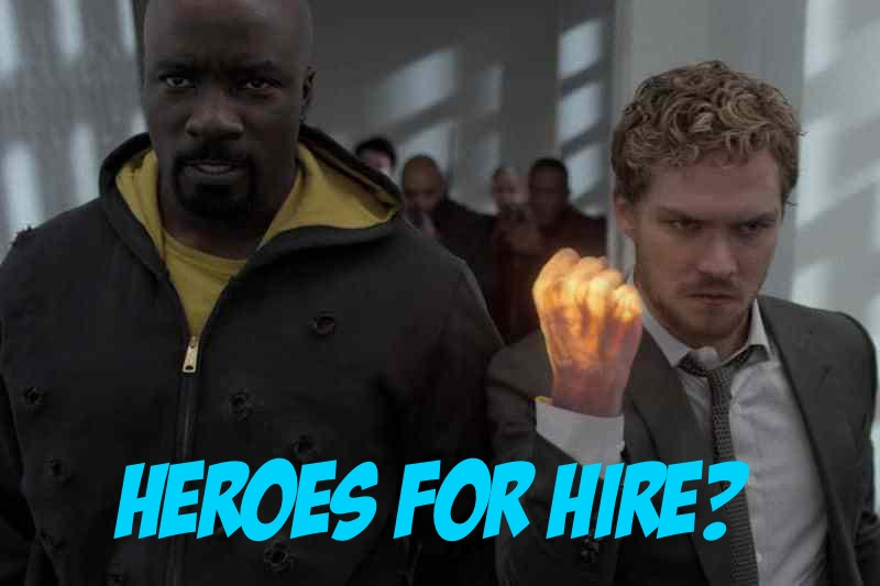 Towelite Talk presents Heroes for Hire?