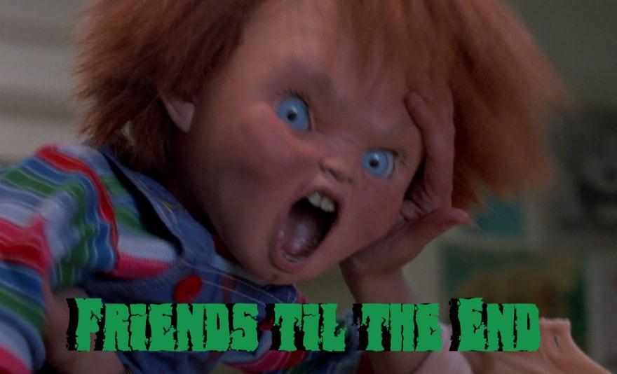 Gourmet Scum Radio presents Friends til the End