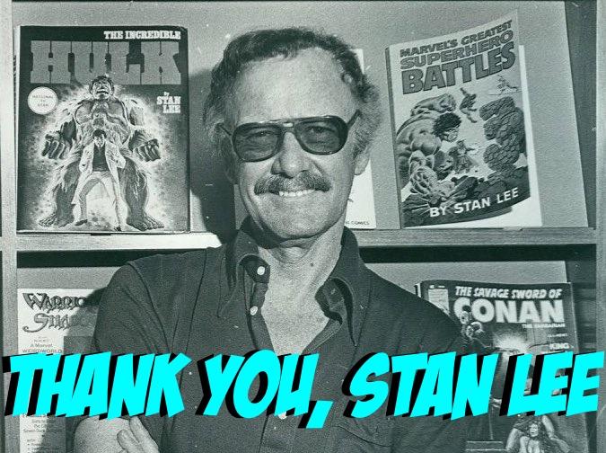 Towelite Talk Episode #111 – Thank You, Stan Lee