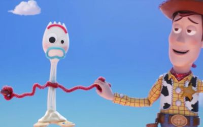 First teaser trailer for Toy Story 4