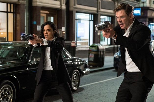 New trailer for Men in Black: International has arrived!