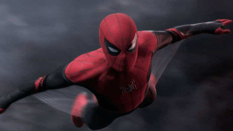 First Trailer and poster for Spider-Man: Far From Home!