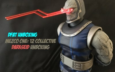DFAT Unboxing: Mezco One:12 Collective Darkseid