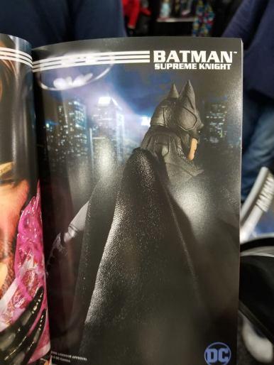 Mezco Supreme Knight Batman