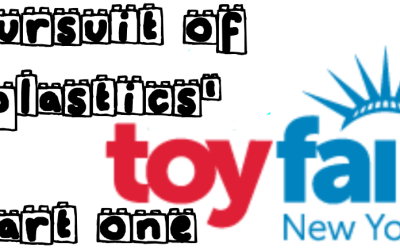 Towelite Talk Episode #122 – Pursuit of Plastics' Toy Fair 2019 Part One