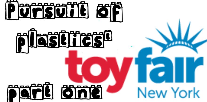 Towelite Talk Episode #122 – Pursuit of Plastics' Toy Fair 2019 Part One
