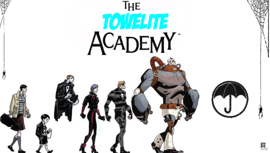 Talk Talk Episode #121 – The Towelite Academy