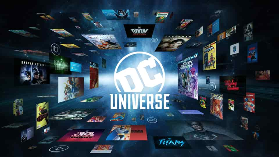 DC Universe – Watch the FIRST episode of Titans, Doom Patrol and Young Justice without a subscription!