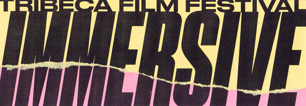 Tribeca Film Festival Immersive announcement