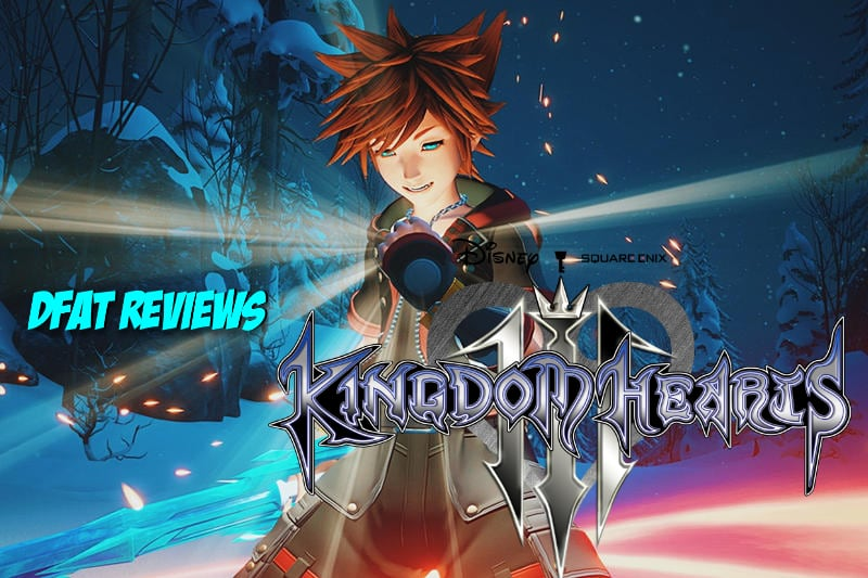DFAT Reviews: Kingdom Hearts 3