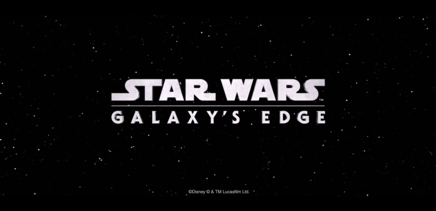 Star Wars Galaxy's Edge release date details and trailer emerge!