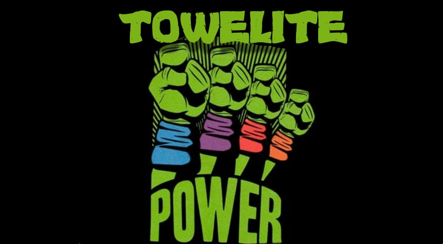 Towelite Talk Episode #127 – Towelite Power!