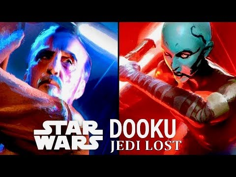 Star Wars – Dooku: Jedi Lost audio drama now available for pre-order!