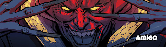 """""""Planet of Daemons"""" Mixes Wonder With Dread, Occult With Action"""