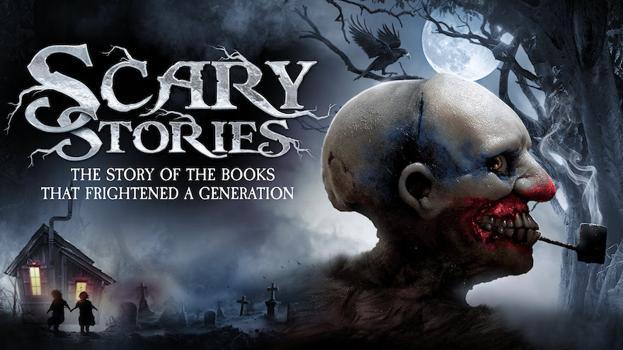 SCARY STORIES DOC CREEPS INTO THEATERS AND VOD THIS SPRING