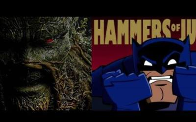 Hammers of Justice: Swamp Thing cancelled after one season? Go fudge yourself WB!