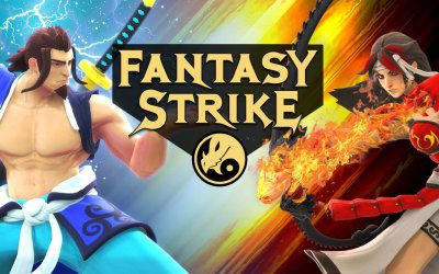 DFAT Reviews: Fantasy Strike for Nintendo Switch